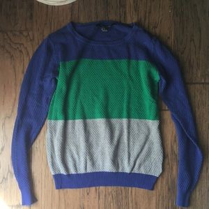 Forever 21 - Color Blocked Sweater
